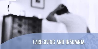 caregiving and insomnia